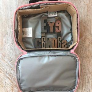 f25d034f86f Puma Bags | Form Stripe Cheetah Print Lunch Box | Poshmark
